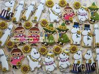 ムーミンの夏休み②アイシングクッキー - nanako*sweets-cafe♪