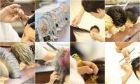 理容競技会 - Hair Produce TIARE