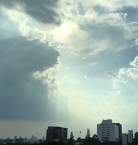 """《空と雲》地上に降る光、それから蒼と朱と。 - スピリチュアルカウンセリング &  ヒーリング 《""""こころ""""が輝くまで》"""