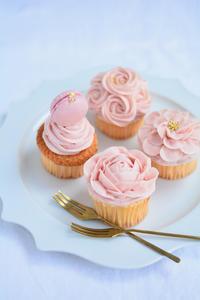 Pink Cupcake レッスンのお知らせ - Misako's Sweets Blog