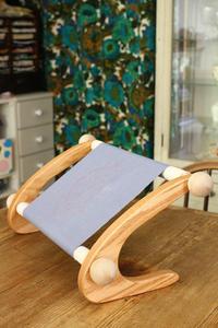 新しく購入した可愛い刺繍枠 - フェルタート(R)・オフフープ(R)立体刺繍作家PieniSieniのブログ