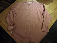 ANN TAYLOR band collar shirt - BUTTON UP clothing