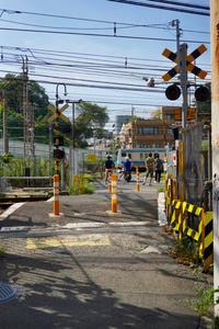 [京急・花月園前]日本一長い?踏切を渡ってみた - 新・日々の雑感