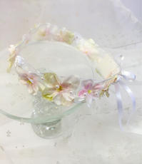 ベビー用花冠 - お花は幸せの贈りもの~Sweet Lees