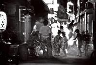 <夏の終わり>1995年浅草 - 写真家藤居正明の東京漫歩景