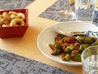 基本のトマトソースから作る③~ピーマンのトマト炒め - シニョーラKAYOのイタリアンな生活