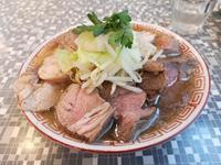 肉の日なのでガッツリと羊肉のラーメンを食べた。 - 腹ペコ旅行記