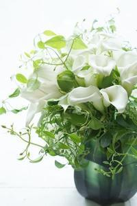 レッスン花もアトリエ花もパリスタイル金澤 - お花に囲まれて