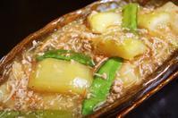 ■【冬瓜と春雨のそぼろ餡かけ】 蟹と貝柱風味(市販の素)素を使って 簡単に美味しく。 - 「料理と趣味の部屋」