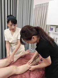 足の浮腫み、だるさにはボディストレスリリーブ - 【熊本エステ/東京】あなたの綺麗をプロデュース♡サロン・スクール経営♡渡邊明美