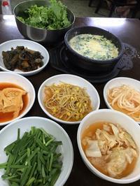 ソウルの朝食はシゴルヤチェテンジャン - 今日も食べようキムチっ子クラブ (料理研究家 結城奈佳の韓国料理教室)