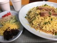 冷やし中華だけは美味しいラーメン屋 - アバウトな情報科学博士のアメリカ