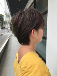 ショートヘア×ハイライト - COTTON STYLE CAFE 浦和の美容室コットンブログ