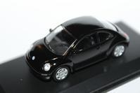 1/64 Kyosho Volkswagen Orginal (Hobby Route) New Beetle - 1/87 SCHUCO & 1/64 KYOSHO ミニカーコレクション byまさーる