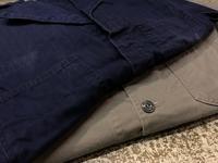 9月1日(土)大阪店秋物スーペリア入荷!!#4 Work編!ShopCoat&NelShirt!!(大阪アメ村店) - magnets vintage clothing コダワリがある大人の為に。