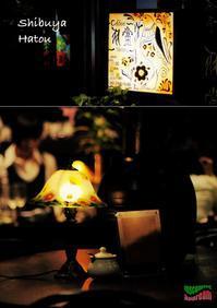 もう一度行ってみたい喫茶店:渋谷Hatou - Photocards with love