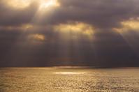 天使の梯子3s - 雲空海