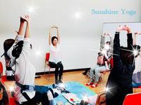 10/23㈫ハハモコモまつりにチェアヨガで参加させていただきます - Sunshine Places☆葛飾  ヨーガ、産後マレー式ボディトリートメントやミュージック・ケアなどの日々