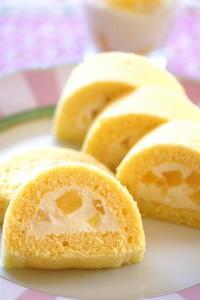 9月基礎クラスのお菓子『パイナップルチーズケーキ』 - 恋するお菓子