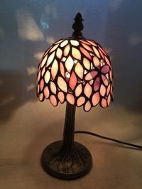 初めてのランプです - Glass in