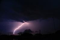 雷の発生 - 何でも写真館