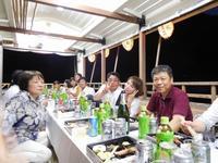 20周年記念親睦行事『長良川鵜飼』 - ー思いやりをカタチにー 株式会社羽島企画の社長ブログ