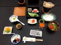 朝食を撮影! - 金沢犀川温泉 川端の湯宿「滝亭」BLOG