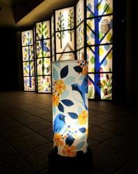 あふれる光に包まれる「ランタンキャンドルの森」*サマーキャンドルナイト2018 @軽井沢高原教会 - ぴきょログ~軽井沢でぐーたら生活~