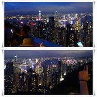 香港夜景・陸・水・山から - 気ままな食いしん坊日記2