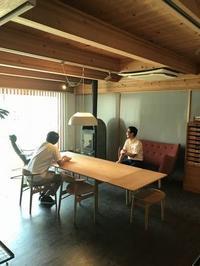 福岡のシンケンさんにお邪魔しました - あさひワークスの心地よい住まいづくり日記