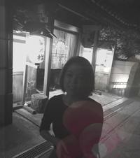 - 奈良燈花会 - - -風が唄った日-(カメラを持って)