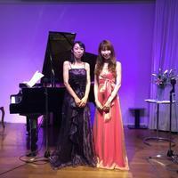 地元和歌山でのコンサート - OUR LIFE RHYTHM  by Marika & Kaoru
