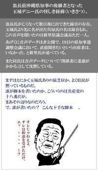 沖縄を囲むプロパガンダの壁     東京カラス - 東京カラスの国会白昼夢
