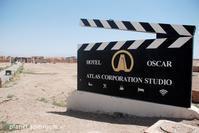 モロッコの映画撮影拠点ワルザザート1:アトラス・コーポレーション・スタジオ - 映画を旅のいいわけに。