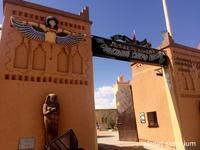 モロッコの映画撮影拠点ワルザザート3:シネマミュージアム - 映画を旅のいいわけに。