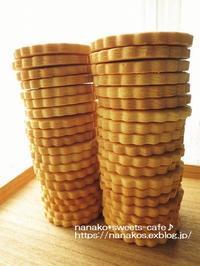 クッキー焼き上がりました! - nanako*sweets-cafe♪