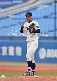 東洋大学甲斐野央 - SHI-TAKA   ~SPORTS PHOTO~
