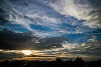 相変わらず雲を撮っている… - シセンのカナタ