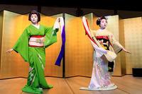 花の宴・六段くずし(祇園甲部実佳子さん、豆純さん) - 花景色-K.W.C. PhotoBlog