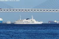 横浜の臨港パークで船を眺める! - 四季彩の部屋Ⅱ