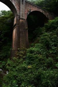 9月1日 霧の碓氷第3橋梁 - 光画日記
