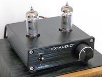 NFJ FX-AUDIO TUBE-00Jを購入 - TYO.STDのおきらく写真生活