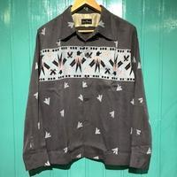 "Dry Bones Open Shirt ""THUNDERBIRD"" - ★ GOODY GOODY ★  -  ROCK'N ROLL SHOP"