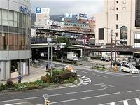 藤田八束の鉄等写真@神戸三ノ宮を快走する貨物列車「桃太郎」・・・猛暑の中を元気いっぱいに第活躍 - 藤田八束の日記