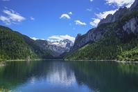ゴーザウ湖とお花畑のツヴィーゼルアルムハイキング♪ - エーデルワイスPhoto