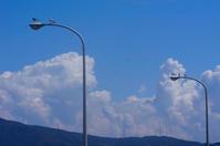 港。 - 青い海と空を追いかけて。