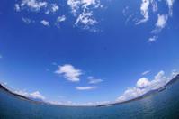 ゆく夏を惜しむ。 - 青い海と空を追いかけて。