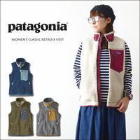patagonia[パタゴニア正規代理店] WOMEN'S CLASSIC RETRO-X VEST [23083] ウィメンズ・クラシック・レトロX・ベスト LADY'S - refalt