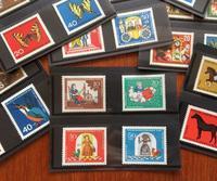 西ドイツ時代の切手達 - 東欧雑貨店 Glucklich (グリュックリッヒ)の日記