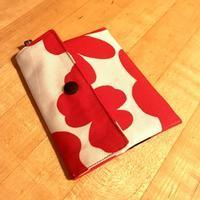 パスポート入れの作り方・簡単!たたんで折って縫うだけ - Sew Easy New York